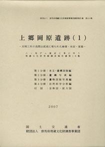 『上郷岡原遺跡(1)』