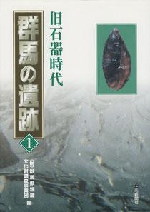 『群馬の遺跡1.旧石器時代』