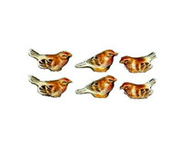 Bild Vögel Nr. 650226 handgeschnitzt aus Holz