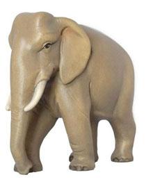 Bild Krippenfigur Mirja Elefant aus Ahornholz geschnitzt