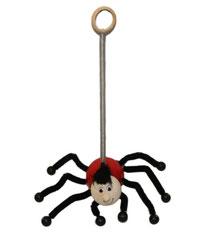 Bild Schwingfigur Spinne aus Holz