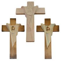Bild Kreuz Modern aus Holz