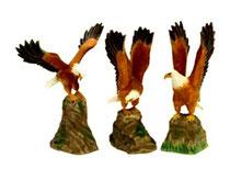 Bild Adler Nr. 20280 handgeschnitzt aus Holz