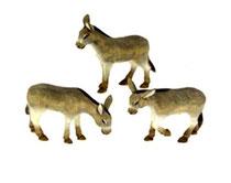 Bild Esel Nr. 20275 handgeschnitzt aus Holz