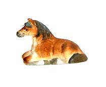 Bild Pferd Nr. 650887 handgeschnitzt aus Holz