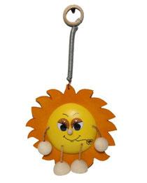 Bild Schwingfigur Sonne aus Holz