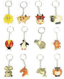 Bild Schlüsselanhänger Tiere Nr. PHSAG8606 aus Holz
