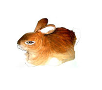 Bild Hase Nr. 650168 handgeschnitzt aus Holz