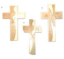"""Bild Kreuz """"schlicht"""" Nr. 456"""