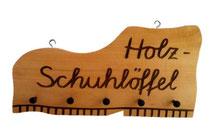 Bild Verkaufsdisplay Schuhlöffel, Schuhanzieher