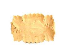 Bild Teller aus Holz Nr. 9003