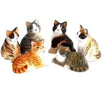 Bild Katzen Nr. 651588 handgeschnitzt aus Holz