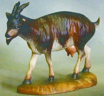 Bild Holzfigur Ziege Nr. 915 handgeschnitzt