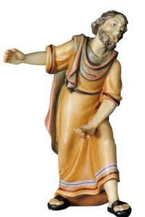 Bild Passionskrippe Simon von Cyrene Nr. 13xx04 aus Ahornholz geschnitzt