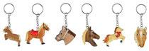 Bild Schlüsselanhänger Waldtiere Nr. 712414 aus Holz