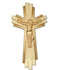 Bild Strahlenkreuz Nr. K320 aus Holz