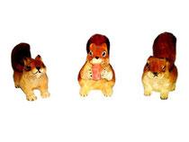 Bild Eichhörnchen Nr. 650382 handgeschnitzt aus Holz