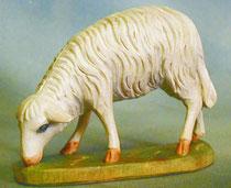 Bild Holzfigur Schaf rechts Nr. 909 handgeschnitzt