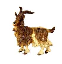 Bild Krippentier Ziege aus Ahornholz geschnitzt