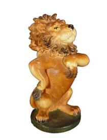 Bild Charakterlöwe Nr. 1120 aus Ahornholz geschnitzt