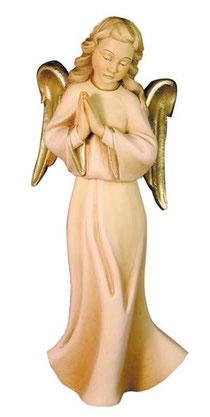 Bild Krippenfigur Mirja Verkündigungsengel aus Ahornholz geschnitzt