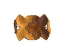 Bild Teller aus Holz Nr. 9002