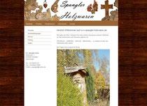 Bild Homepage spangler-holzwaren