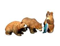 Bild Bären 20176 handgeschnitzt aus Holz