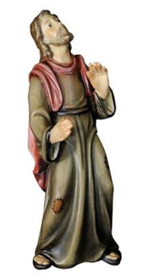 Bild Passionskrippe Johannes Nr. 13xx07 aus Ahornholz geschnitzt