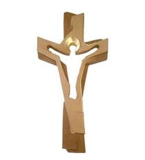 Bild Passionskreuz Nr. K0214 aus Holz