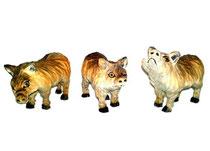 Bild Wildschweine Nr. 652818 handgeschnitzt aus Holz