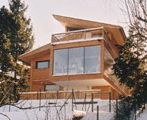 Holzhaus Wien 19.