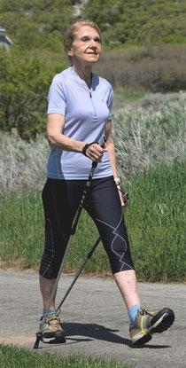 Jenne Goldberg, con 70 años