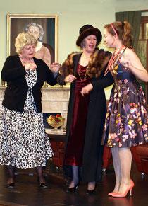 Ute Singer, Renate Wenz, Iris Plückhahn