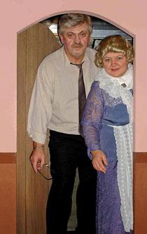 Ute Singer und Klaus-Joachim Marx
