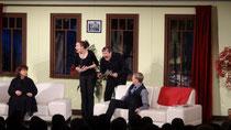 Kerstin Marx, Iris Plückhahn, Stephan Ziehfreund, Sven Plückhahn