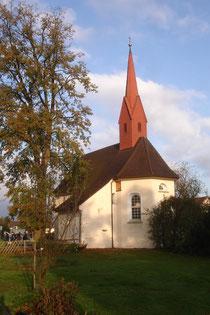 St. Martinskapelle von außen