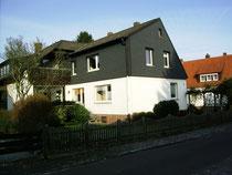 EG Vorderhaus Ferienwohnung Fr. Ludw. Jahn Str. 23