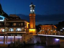 Uhrenturm von Amasya