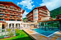 familienfreundliches Hotel in Zermatt