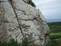 Klettergebiet San Bartolo, Andalusien