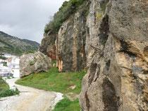 Klettergebiet Mijas, Andalusien