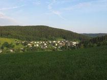 Höhensteig Fünfziger um Klingenthal