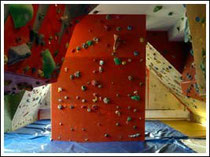 "Boulderhalle Plauen ""The School Project"""