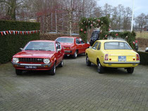 Eerste generatie's Mitsubishi