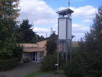 Evangelische Kirche und Gemeindehaus Bermbach