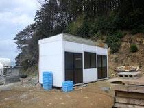 寺浜の番屋