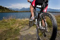 Bild: Biken in den Hohen Tauern