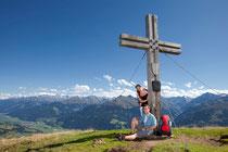 Bild: Wandern in den Kitzbüheler Alpen