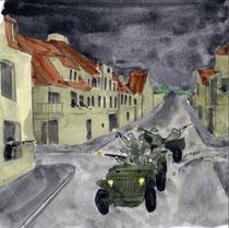 Dobro - Le raid du Major Rosewaere